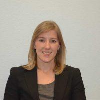 Portrait of staff member Cate Challen